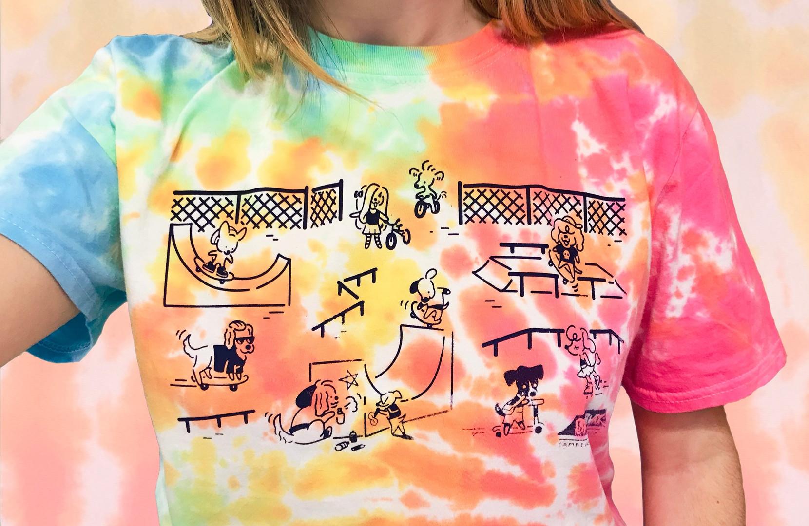 Sk8 Pawrk T-Shirt