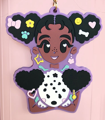 Dollie Rubber Strap