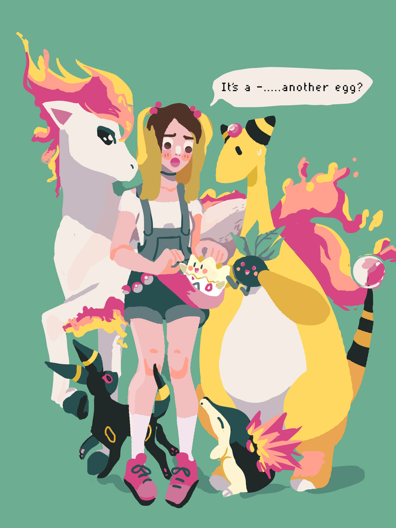 Pokémon Team