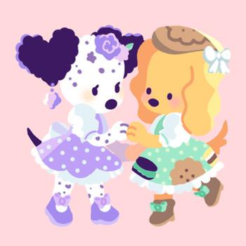Dollie + Cookie Sweet Lolita