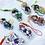 Thumbnail: Matsuri Acrylic Charms