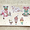 Thumbnail: Maid Café Sticker Sheet