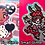 Thumbnail: Vaycay Glitter Holo Sticker