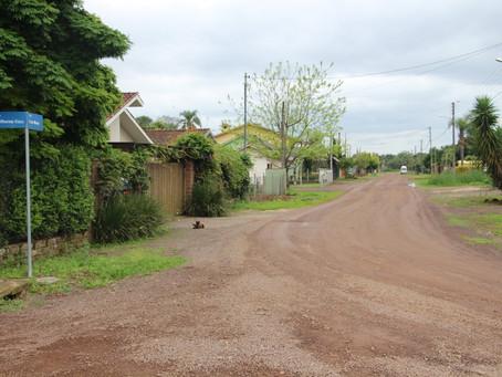 Governo encaminha pavimentação de mais cinco ruas