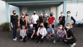 SANTA CLARA + FELIZ amplia grupos de ginástica para o interior do município