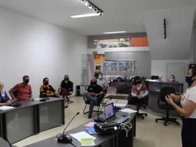 Vereadores recebem capacitação do Nota Fiscal Gaúcha