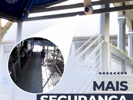 Santa Clara do Sul investe na qualificação da segurança das escolas