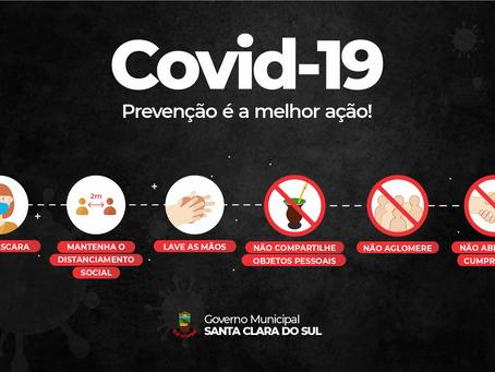 SAÚDE PEDE COLABORAÇÃO DA COMUNIDADE PARA CONTER A PROPAGAÇÃO DO CORONAVÍRUS