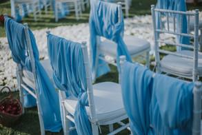 Tiffani Chair & Cloth