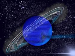 Blue Saturn Crash