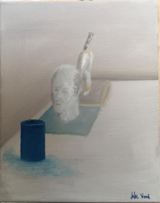 Still Life Painting - Oil on Canvas
