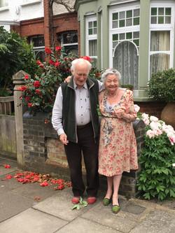 Robert and Simone Benaim