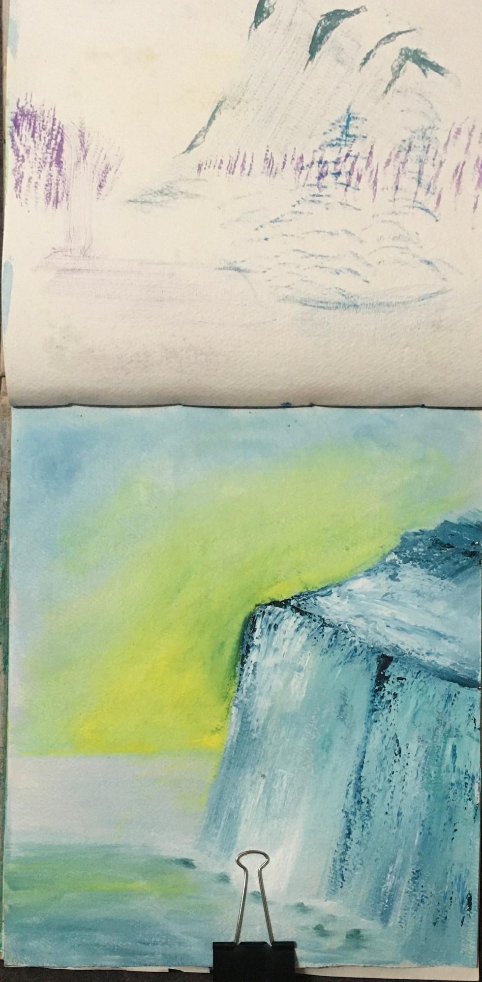 Oil Paint Studies - A3 Cotton