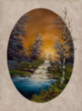 Bob Ross oval painting.jpg
