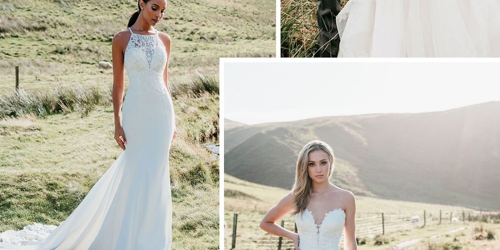 Allure Bridal's Trunk Show and Sale!