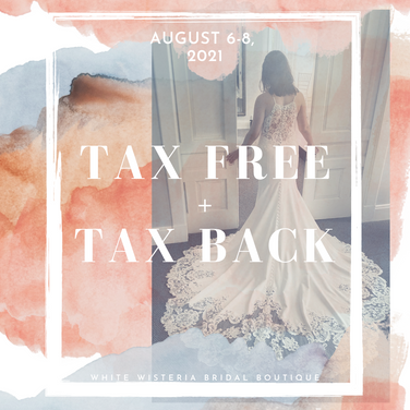 Tax free AND Tax back Sale