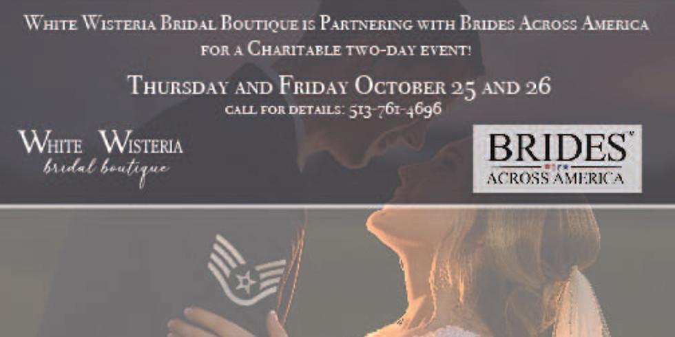 Brides Across America Private Event!