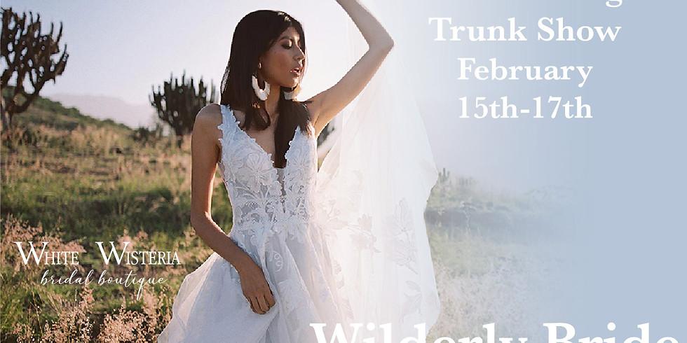 Wilderly Bride Exclusive Designer Trunk Show