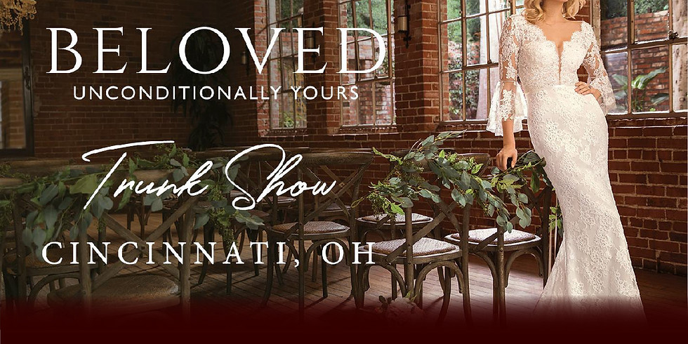 Beloved by Casablanca Trunk Show and Sale!