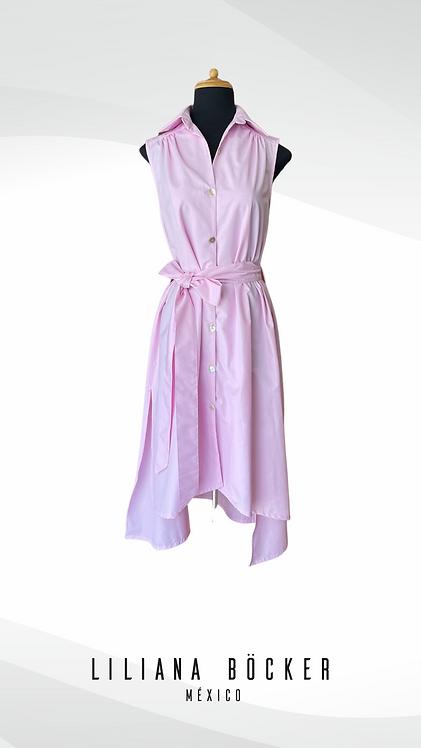 Vestido Myss rosa