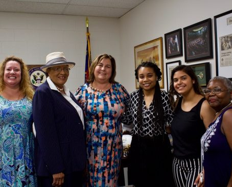 Youth4Abolition™ Recognized by Congresswoman Alma Adams