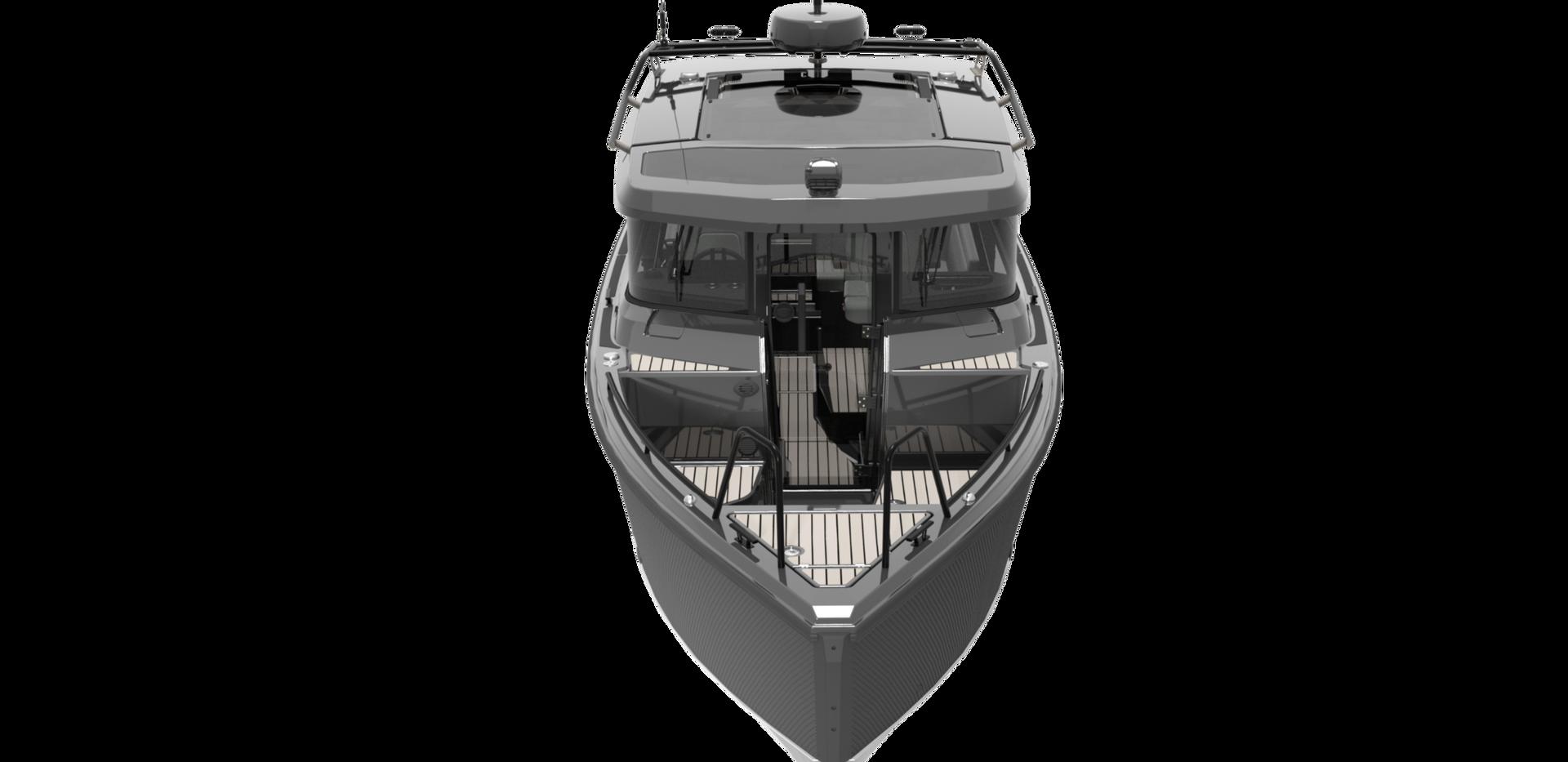 XO260 Cabin
