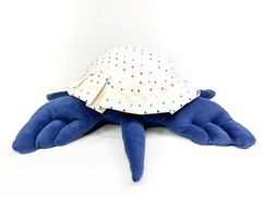 Dots Jumbo Sea Turtle Plushie - New Baby Present