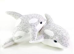 Handmade Baby Killer Whale