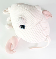 Baby Lobster Plush - Handmade baby Plushies