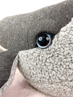 Handmade Humpback baby Whale