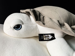 Jumbo Sea Turtle Plush - Unique Plushies