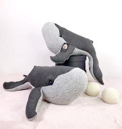 Humpback Baby Whale Plush
