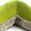 Thumbnail: Green Starfish Pillow - Handmade Sea Star Plush