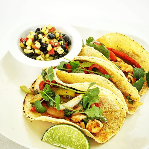 Build Your Own Taco/Burrito Bar