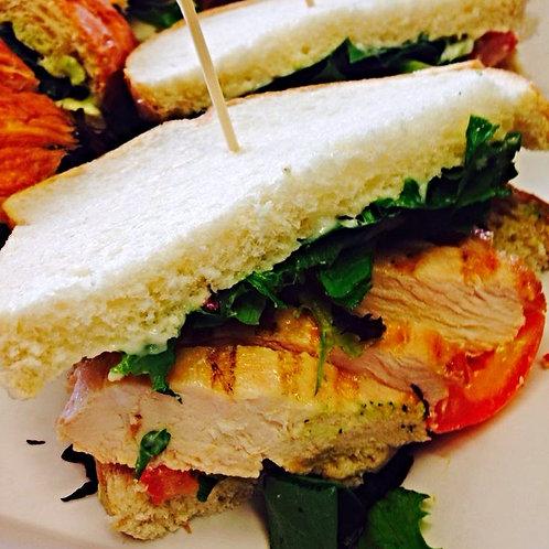 Gourmet Sandwich Buffet