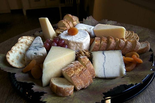 International Cheese Board (per person)