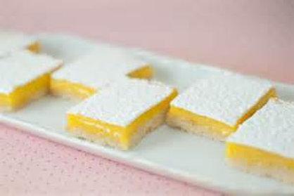 Assorted Bar Desserts