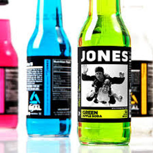 Assorted Jones Sodas