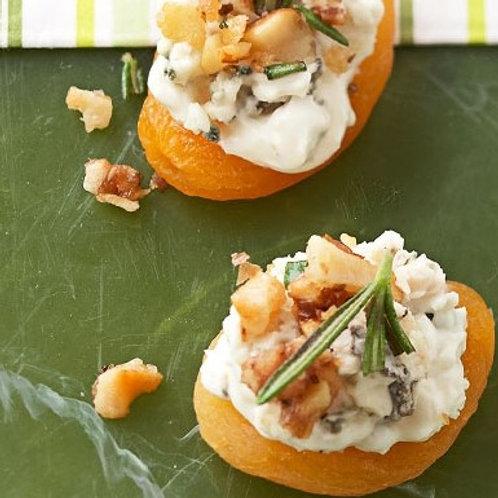 Stuffed Dried Apricots (per dozen)