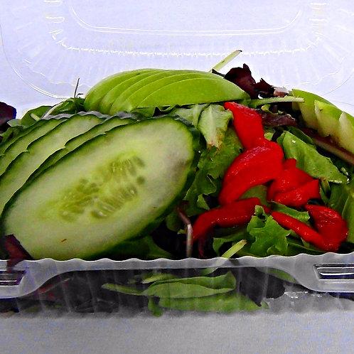 Vegan Apple Greens Salad