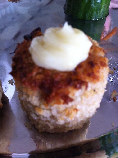 Mini Crab Cakes (per dozen)