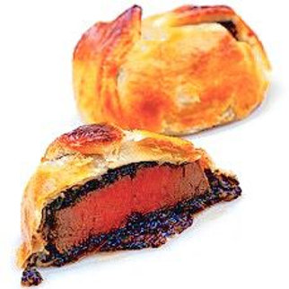 Beef Wellington (per person)