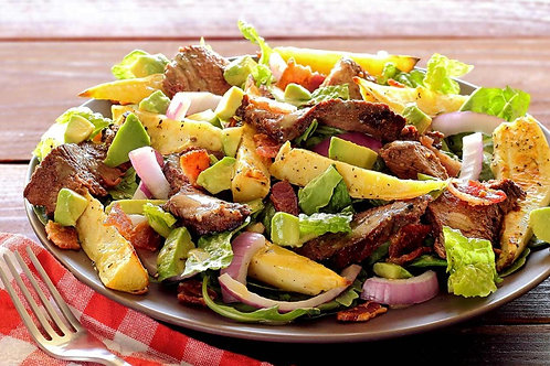 Grilled Steak & Roasted Potato Salad - Small
