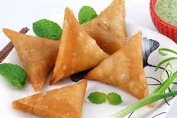 Cocktail Samosas (per dozen)