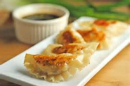 Shrimp & Pork Potstickers (per dozen)