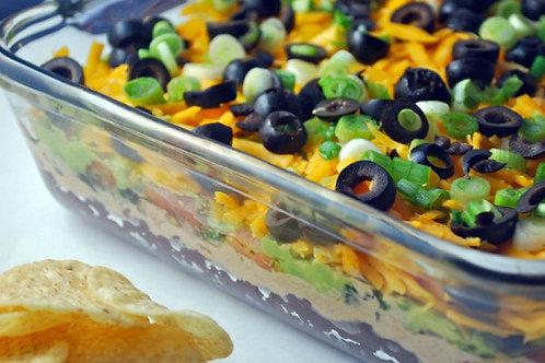 Mexican Fiesta Platter (per person)