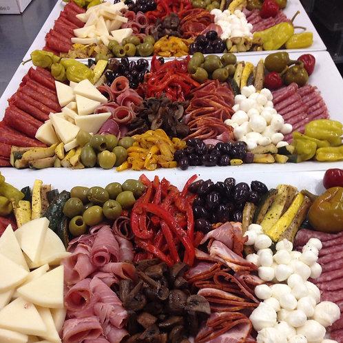 Antipasto Platter  (per person)