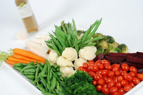 Vegetable Crudite (per person)
