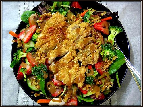 Honey Sesame Chicken Salad - Small