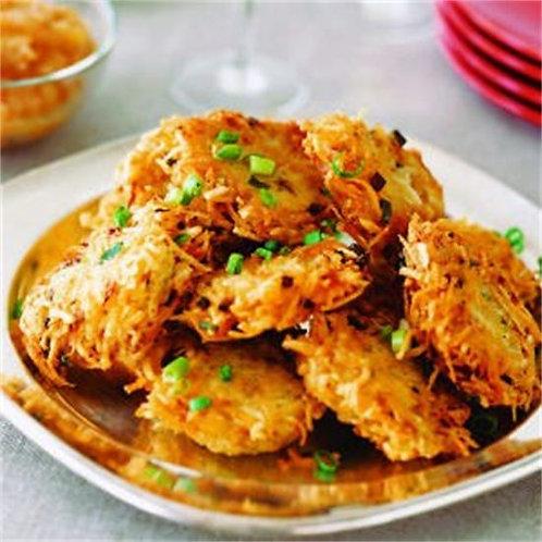 Potato Latkes (per dozen)